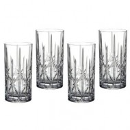 Marquis by Waterford Sparkle High Ball Glasses, 22-Ounce, Set of 4