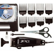 Wahl 300 Series Mains Hair Clipper Kit & Instructional Dvd 9246-810