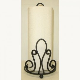 "Spectrum Patrice Paper Towel Holder (13""H x 6.5""W x 6.5""D)"