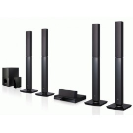 LG  DVD HOME THEATER SYSTEM 1000W AUD655B