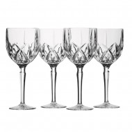 Marquis by Waterford Brookside All-Purpose Wine, Set of 4