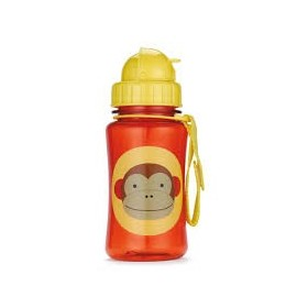 Skip Hop Zoo Straw Bottle by Skip Hop