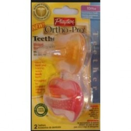 Playtex Ortho-Pro Teether 10m+ (2 in Pack )