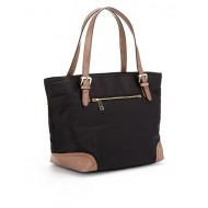 AUTOGRAPH Double Handle Small Tote Bag