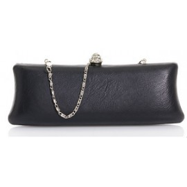 D'Margeaux Red Clutch Bag