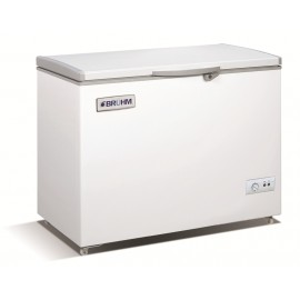 Bruhm CF-MDL.BCF-SD260 Chest Freezer  Silver