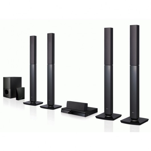 DVD HOME THEATER SYSTEM AUD655B