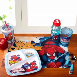Spider-Man Placemat by Zak Designs Recommended for children ages 3+