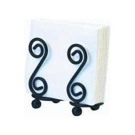 Spectrum Scroll Vertical Napkin Holder Vertical 'S' Design