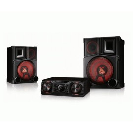 LG 3000W Extreme Party HiFi Sound System - AUD 9750CM
