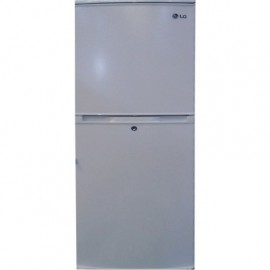 LG REF S172 Two Door Refrigerator Color;-  White