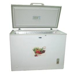 Bruhm CF-MDL.BCF-SD200 Chest Freezer Silver
