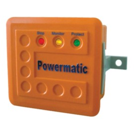 Powermatic 3-phase For Pumps/motors - P304cu-25w-bs