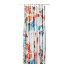 TALLHOLMEN Shower curtain, multicolor