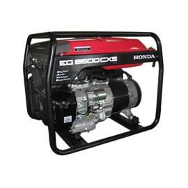 Honda EG6500CXS 5.5KVA Key-Starting Generator