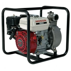 """THE POWERFUL WB20XT IS A PORTABLE 2"""" VOLUME PUMP WITH A 32M HEAD THAT DELIVERS A MAXIMUM CAPACITY OF 600 LITRES PER"""