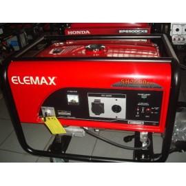 Elemax SH 7600EX 6.5KVA
