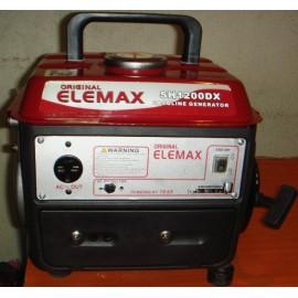ELEMAX Gasoline Generator 950 watts