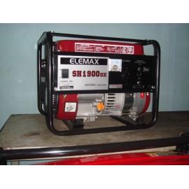 ELEMAX  SH1900DX Gasoline Generator 1KVA