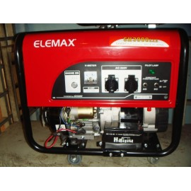 Elemax 2.8KVA Generator SH3900exe