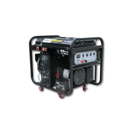 Sumec Firman FPG 15000SE (Saburu Engine) rated 10kva maximum output 12Kva