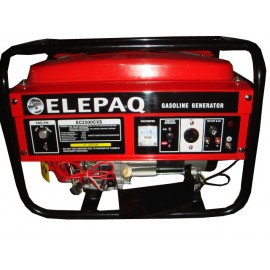 Elepaq EC 2500CXS Electric without Battery 2kva Generator