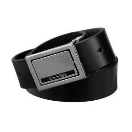 Calvin Klein Men's 4-In-1 Reversible Plaque Belt