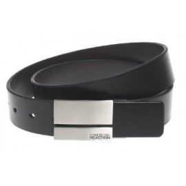 "Kenneth Cole REACTION Men's Waldorf 1-1/2"" Reversible Leather Belt"