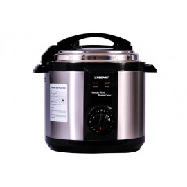 GEEPAS ELECTRIC PRESSURE COOKER 6LITERS
