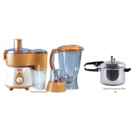 Sonik Food Processor Bundle 1