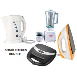 Sonik Super Kitchen Bundle