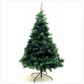 NEW Green 7' Classic Christmas Xmas Tree Artificial Realistic Natural Branches