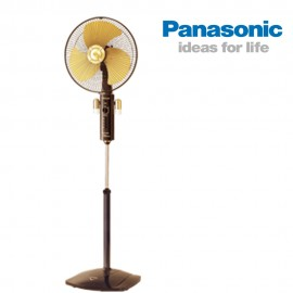 Panasonic Standing Fan With Timer And Light  F-407W