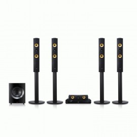 LG AUD 7530W 5.1 Bluetooth Home Theatre System
