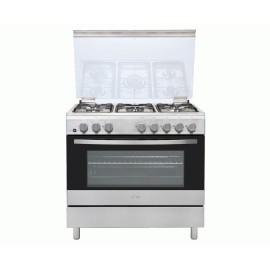LG Gas Cooker 5 Burner with Dual Heating 98V20S