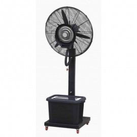 OX 26 Inch Industrial Standing Water Mist Fan
