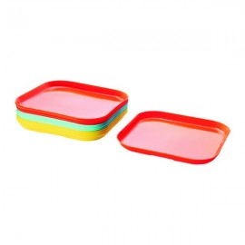 SOMMARFINT Plate, assorted colours