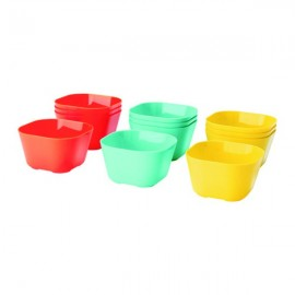 SOMMARFINT Bowl, assorted colours