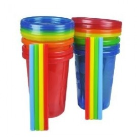 The First Years Take & Toss Sippy Cups with Travel Cap - 6-Pack 7 oz.