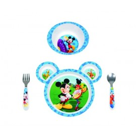 Disney 4 Piece Feeding Set by The First Years by The First Years