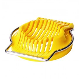 SLÄT Egg slicer, yellow