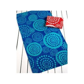 Martha Stewart Collection Towels, Dots Beach Towel