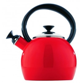 Copco 1-1/2-Quart Enamel on Steel Camden Tea Kettle
