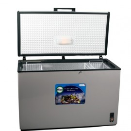 Scanfrost Deep Freezer SFL 411 (Inox)