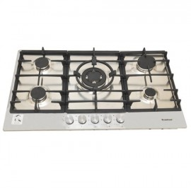 Scanfrostt Gas Cooker 6-series (60x60) 4Burners – SFC6402SS Stainless Steel Finish