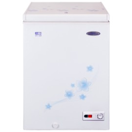 Haier Thermocool Small Chest Freezer HTF146 white