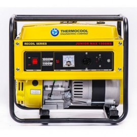 Haier Thermocool Tec Gasoline Generator Set Junior Recoil Max Rated 0.9 KW/1.1KVA