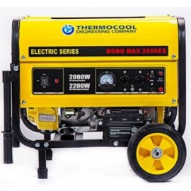Haier Thermocool TEC Bobo Elect Max 2900Es Rated 2.3kw+Wheel Generator Set