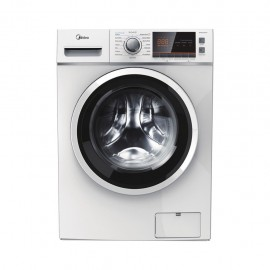 MIDEA FRONT LOAD FULL AUTOMATIC WASHING MACHINE 9Kg