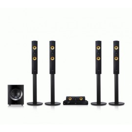 LG 5.1 CH SMART 3D BLU-RAY™HOME THEATER WITH ARAMID FIBER